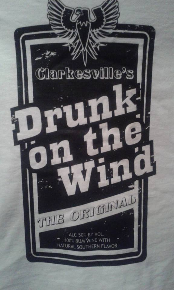 Drunk On The Wind