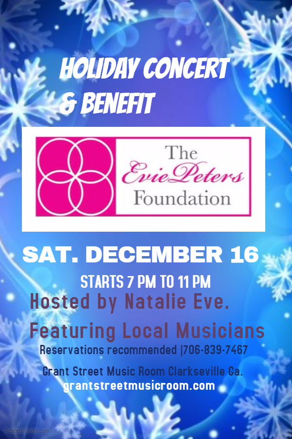 Holiday Concert & Benefit
